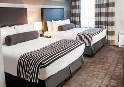 サンドマン シグネチャー ミシサガ ホテル - ミシサガ - 寝室