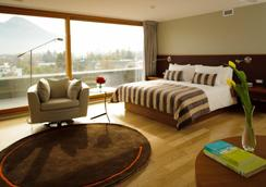 Noi Vitacura - サンティアゴ - 寝室