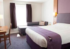 Premier Inn Bristol East (Emersons Green) - ブリストル - 寝室