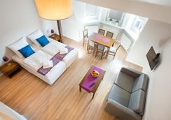 Emaus Apartments - クラクフ - 寝室