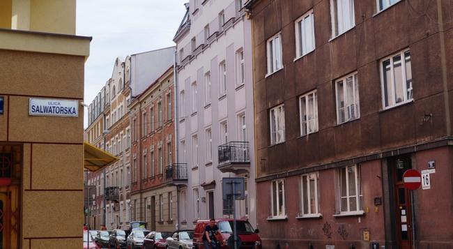 Emaus Apartments - クラクフ - 建物