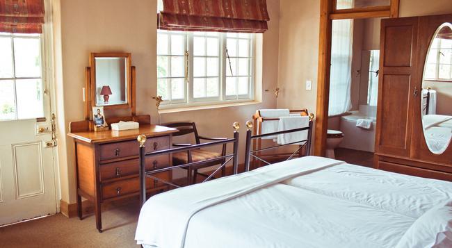 マウンテン マナー ゲスト ハウス & セルフ ケータリング - ケープタウン - 寝室