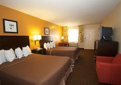 Econo Lodge Inn & Suites El Cajon San Diego East - El Cajon - 寝室