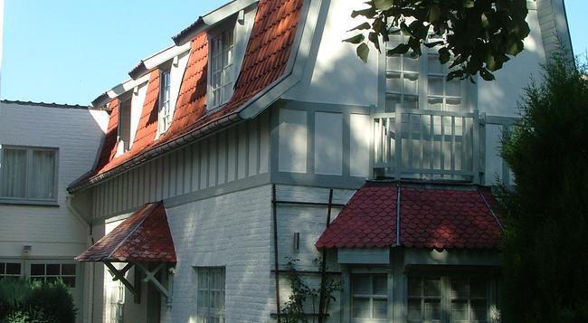 Casa Terlinden - ブリュッセル - 建物
