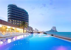 Gran Hotel Sol y Mar - カルプ - プール