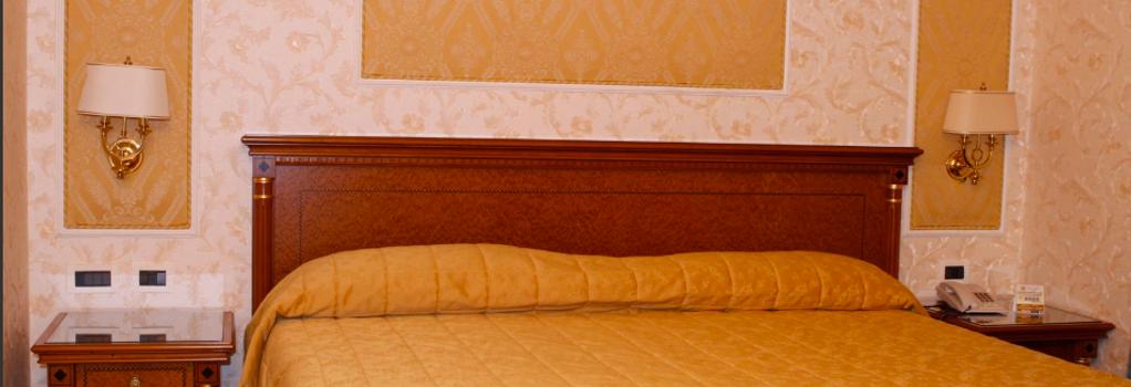 ホテル ガッリア - ローマ - 寝室