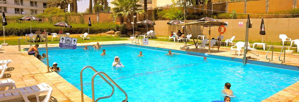 Aquamarine Hotel - エイラット - プール