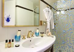 ホテル ウォルドルフ トロカデロ - パリ - 浴室