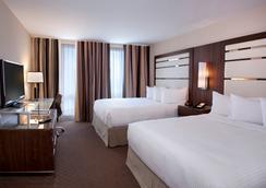 ホテル ル キャントリィ スイーツ - モントリオール - 寝室