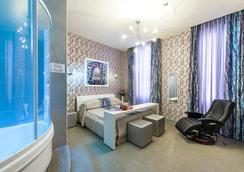 ホテル リライス デイ パピ - ローマ - 寝室