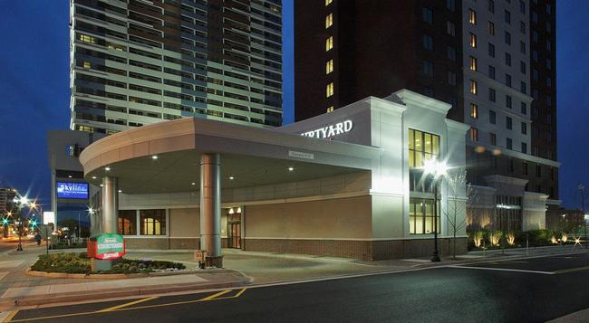 Courtyard by Marriott Atlantic City - アトランティック・シティ - 建物