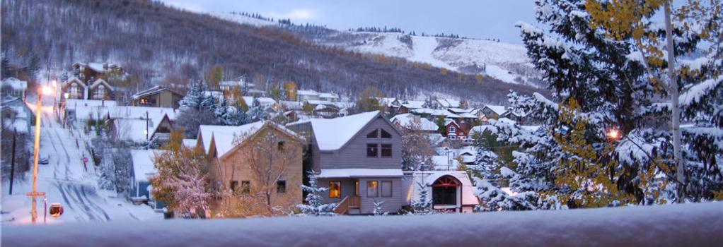 Black Bear Lodge by Wyndham Vacation Rentals - パーク・シティー - 目的地
