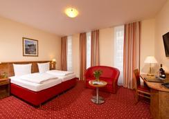 ホテル & アパートメンツ ツァーレンホフ ベルリン フリードリッヒスハイン - ベルリン - 寝室