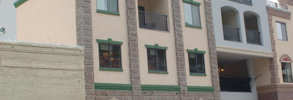 Mineral Palace Hotel & Casino - Deadwood - 建物