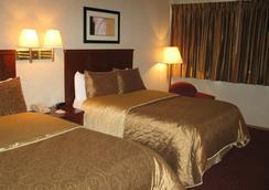 Mineral Palace Hotel & Casino - Deadwood - 寝室