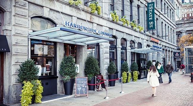 ハーバーサイド イン - ボストン - 建物