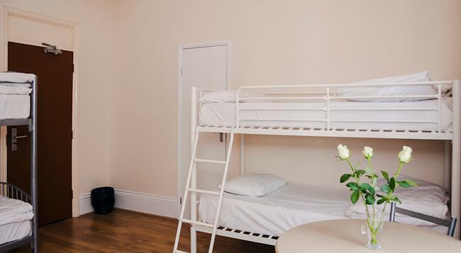 バークストン ルームス (ロンドニアーズ ホステル) - ロンドン - 寝室