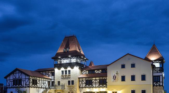 Hotel Castel Royal - ティミショアラ - 建物