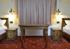 Hotel Castel Royal - ティミショアラ - 寝室