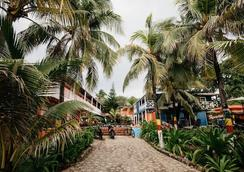 Sunset Hotel - San Andrés - 屋外の景色