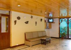 Swimsea Beach Resort (A Beach Property) - パナジ - ロビー