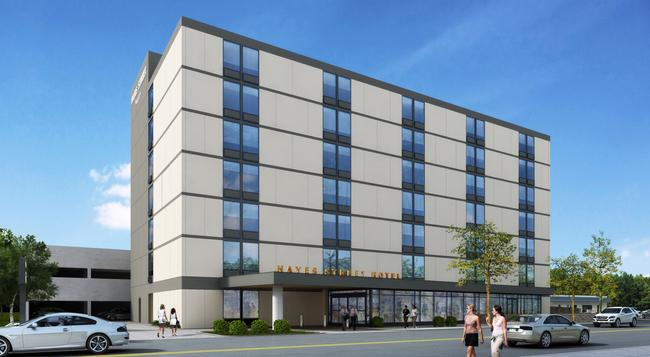 The Hayes Street Hotel - ナッシュビル - 屋外の景色