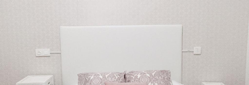 オスタル イスパノ - マドリード - 寝室