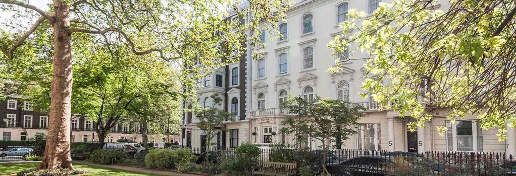 ザ ローズ コート ホテル - ロンドン - 建物