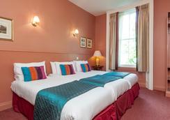 ザ ローズ コート ホテル - ロンドン - 寝室