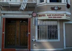ユーロピアン ホステル - サンフランシスコ - 建物