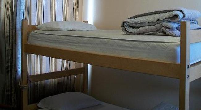 ユーロピアン ホステル - サンフランシスコ - 寝室