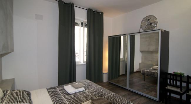 Rome New Home - ローマ - 寝室