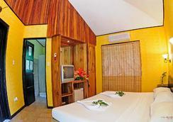 Villa Teca - ケポス - 寝室
