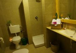 Casa del Mar Hotel Zanzibar - Jambiani - 浴室