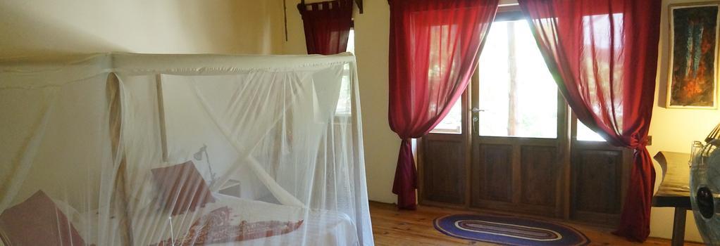 Casa del Mar Hotel Zanzibar - Jambiani - 寝室