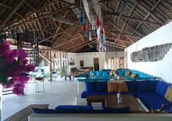 Nur Beach Resort - Jambiani - ラウンジ