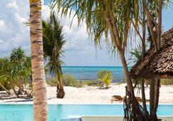 Mwezi Boutique Resort - Jambiani - ビーチ