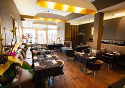 アルバス ホテル アムステルダム シティー センター - アムステルダム - レストラン