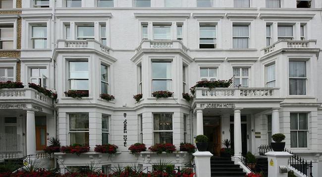 セントジョセフ ホテル - ロンドン - 建物