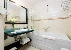 ホテル アリストン - ドゥブロヴニク - 浴室