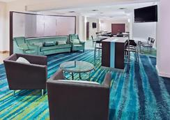 SpringHill Suites by Marriott Austin North-Parmer Lane - オースティン - ロビー