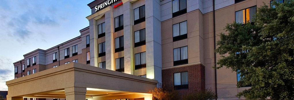SpringHill Suites by Marriott Austin North-Parmer Lane - オースティン - 建物