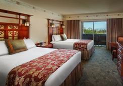 Disney's Grand Californian Hotel and Spa - アナハイム - 寝室