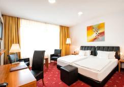 ホテル カリフォルニア アム クアフュルステンダム - ベルリン - 寝室