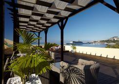 ホテル ポルト サンタ マリア ポルトベイ - フンシャル - 屋外の景色