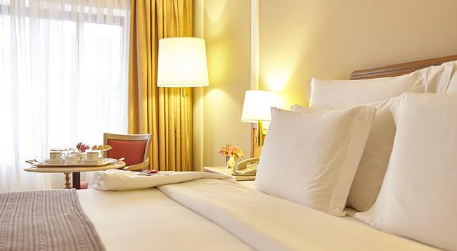 ロテル ポルトベイ サンパウロ - サンパウロ - 寝室