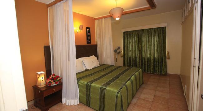 Hillpark Hotel - ナイロビ - 寝室
