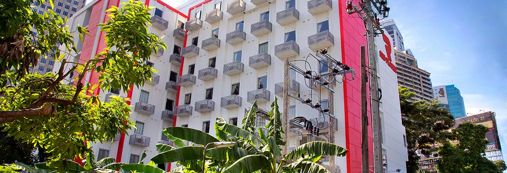 レッド プラネット アソーク - バンコク - 建物
