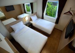 レッド プラネット アソーク - バンコク - 寝室