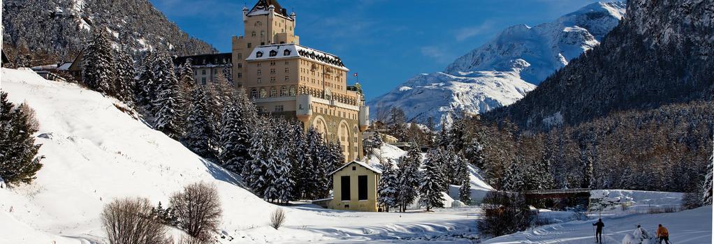 Hotel Schloss Pontresina Family & Spa - ポントレジナ - 建物